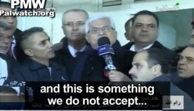 "During ""Peace Process,"" PA President Abbas Glorifies Terrorists"