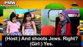 "Hamas TV Teaches Children to ""Shoot all Jews"""
